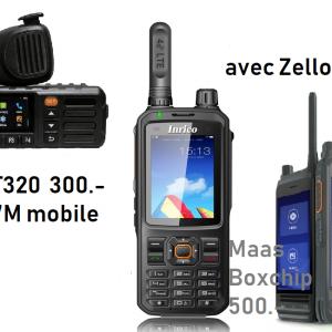 Radio Réseau LTE 4G